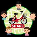 メルチャリ?LINE mobike?DMM?シェアリングサイクルで日本の移動を変えるIT業界について